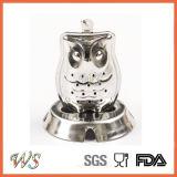 Инструмент чая стрейнера чая Infuser чая формы сыча Ws-If012 для потаторов чая свободных листьев