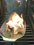 [غود قوليتي] [ستينلسّ ستيل] تجاريّة مطبخ 6 صينيّة كهربائيّة [كمبي] بخار فرن
