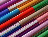 Hoja olográfica caliente de la lámina para gofrar para Plasctic de papel