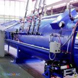 Vulcanizador de goma aprobado de ASME con la calefacción de vapor directa (SN-LHG2050D)