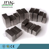 Segmento de Granito Rosa Kali bloque cónico Multi diamante