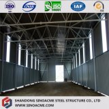 Высокое качество сегменте панельного домостроения стали структуры строительства хранилища на заводе пролить