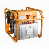 Pompe hydraulique à double effet à essence