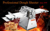 Precio comercial de Sheeter de la pasta del soporte del equipo 630m m de la panadería