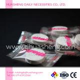 Süßigkeit-Beutel eingewickeltes komprimiertes Zellulose-Tuch