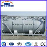 20feet 액화천연가스 LPG 가스 탱크 콘테이너