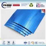 Materiale di isolamento di plastica della bolla del di alluminio per il tetto della costruzione