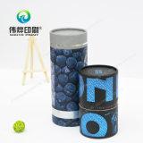 Новый дизайн высокого качества печати за круглым столом упаковке (чай Tins)