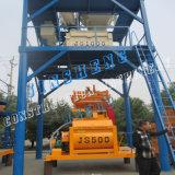 Misturador Js500 concreto com bomba