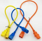 VDE UL АС центрального замка шнур питания IEC для использования в странах Европы и Северной Америки