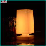 아기 밤 빛 놀 LED 분홍색 테이블 램프 침대 램프