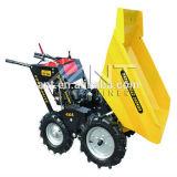 Carro de oro de la carretilla de la potencia de la alta calidad de Manufactors mini/del cargador del jardín