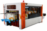 Умрите автомат для резки с выбивать и Creasing для бумажного стаканчика и устранимого контейнера еды