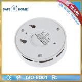 Alarme de monóxido de carbono para detector de fuga de gás de segurança doméstica