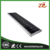 태양 전지판을%s 가진 통합 태양 가로등 LED 가로등