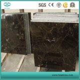 Chinesische dunkle Emperador-Marmorpolierplatten/Bodenbelag/pflasternde/Wandverkleidungbrown-Marmor Fliesen/