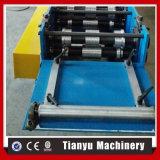 Aluminiumfallrohrdownspout-Walzen, das Maschine bildet