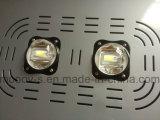 Lampadaire solaire à induction infrarouge intelligente 50W pour cour