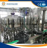 맥주 또는 포도주 만들기를 위한 자동적인 유리병 충전물 기계