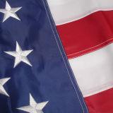Bunting patriottico degli S.U.A. della bandiera americana ricamato poliestere dell'interno esterno 210d (J-NF16P18002)