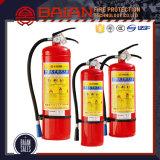 ABC de polvo seco extintor de incendios