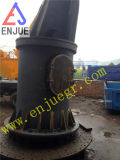 1t16m Grue marine télescopique hydraulique Grue plate-forme télescopique