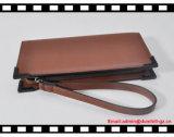 손목 붕대를 가진 남자 숙녀를 위한 RFID 휴대용 호화스러운 유럽 지갑
