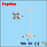Indicatore luminoso Shadowless di funzionamento del soffitto dell'ospedale con FDA (YD02-LED4+4)