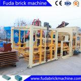 Grande machine de moulage hydraulique automatique classée de bloc concret avec du ce