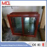 O melhor preço do indicador de vidro de alumínio de deslizamento do frame