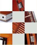 فولاذ خشبيّة أمن [دوور/] مدرعّة [دوور/] فولاذ خشب باب