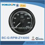 Bc-G-Groupe électrogène Rpm-Zy4000 tr/min mètre