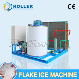 Koller 3000kgは魚および肉処理のための薄片の氷プラントを乾燥する