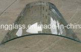 IGCC/ISO9001/CCC를 가진 착색된 안전 구부려졌거나 구부려진 박판으로 만들어진 유리