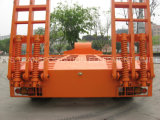 semirimorchio di 13m 3-Axles Lowbed