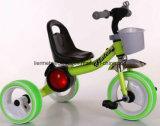 جديات درّاجة ثلاثية مع لون موسيقى وضوء