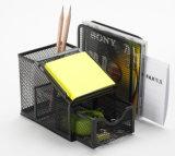 책상 편성 공급 금속 메시 문구용품 조직자 사무실 책상 부속품