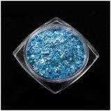 アルミニウム彩度の薄片のスパンコールの塵の構成のきらめきの工場