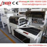 Máquina automática comercial del envoltorio retractor del calor