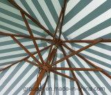 Nuovo prodotto, materiale di protezione dell'ambiente, parasole di legno, svago della banda, portatile