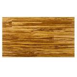 Alto suelo de bambú tejido del lustre hilo