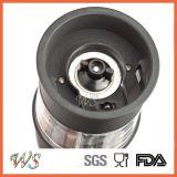 Insieme stabilito elettrico del laminatoio della spezia della smerigliatrice del sale Ws-Pgs016 e di pepe