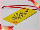 عيد ميلاد المسيح ورقيّة بطاقة طبع نوع ذهب لباس داخليّ ورقة تعليق بطاقة