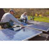 Sistema domestico solare della produzione di energia di Offgrid adatto ad uso domestico con TUV