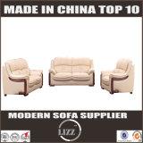 Кресло кожи комнаты популярной мебели самомоднейшее живущий