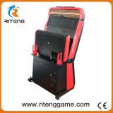 Het muntstuk stelde de Japanse Machine van de Arcade van Taito Vewlix van de Vechter van de Straat Tekken in werking