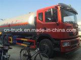 中国Hotsales Dongfeng 6X4 25cbm 10mtのガスのタンク車