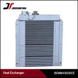 Placa y barra del OEM Refrigerador de aceite del compresor del tornillo de aluminio