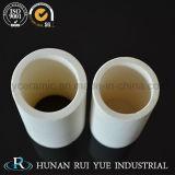 1800 Grado C refractario el 99,7% del tubo de cerámica alúmina / biela
