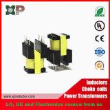 Type vertical de RoHS Ee19 par le transformateur à haute fréquence du transformateur SMP de trou